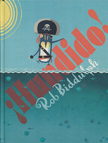 Cover of the book, Hundido!.