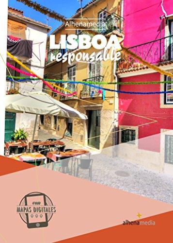 Lisboa responsable (Paperback): Joaquín-Miguel Alonso González