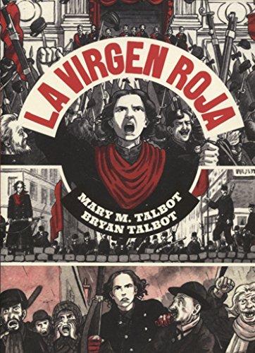 9788416400447: La Virgen Roja (5ª ed.) (Novela gráfica)