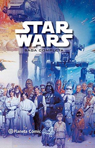 9788416401369: Star Wars La Saga (nueva edición) (LA SAGA COMPLETA)