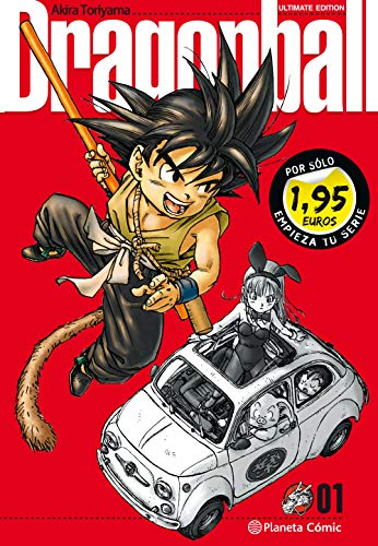 9788416401925: PS Dragon Ball nº 01 1,95 (PROMO MANGA)