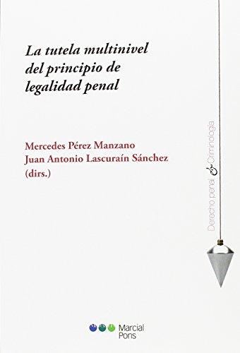 9788416402816: La tutela multinivel del principio de legalidad penal (Derecho penal y Criminología)