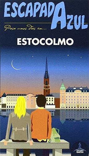 9788416408054: Escapada Azul Estocolmo