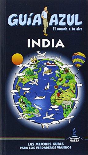9788416408160: INDIA GUIA AZUL