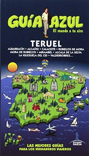 9788416408320: Teruel (GUÍA AZUL)
