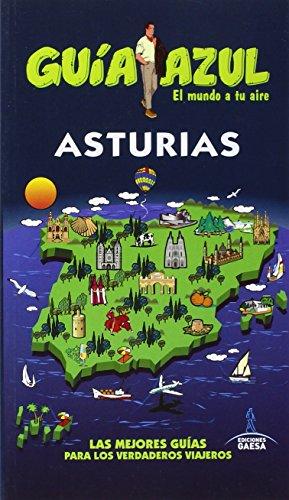 9788416408351: ASTURIAS. GUIA AZUL (2015)
