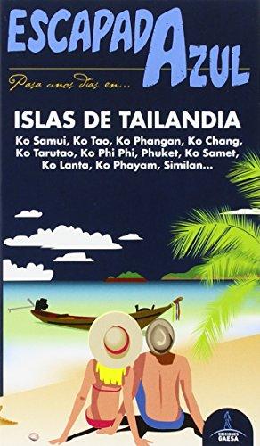 9788416408443: Escapada Azul Islas de Tailandia