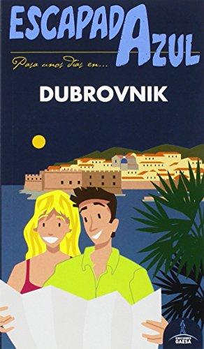 9788416408733: Dubrovnik Escapada Azul