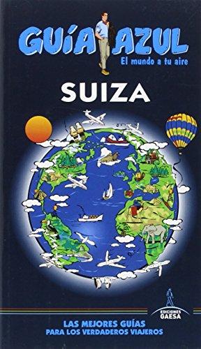 9788416408955: SUIZA GUÃ A AZUL