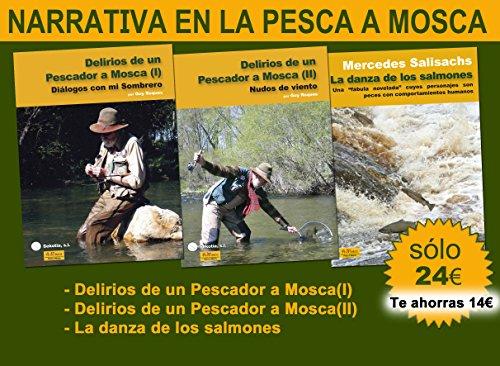 9788416412884: Pack de narrativa en la Pesca a Mosca