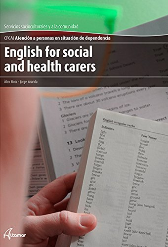 9788416415007: English for social and health careers