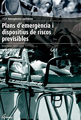 9788416415090: (CAT).(15).(G.M).PLANS EMERGENCIA DISPOSITIUS RISCOS PREV.