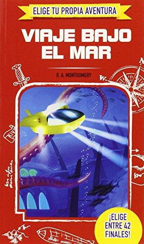 9788416425006: VIAJE BAJO EL MAR.(ELIGE TU PROPIA AVENTURA)