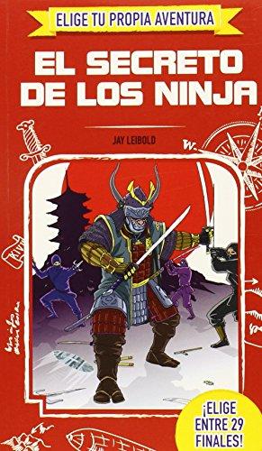 9788416425068: Elige Tu Propia Aventura. El Secreto De Los Ninja