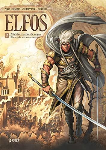 9788416428601: Elfos. Elfo blanco, corazón negro - Volumen 2