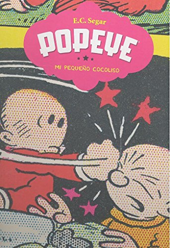 Popeye 6, Mi pequeño Cocoliso (Paperback): E. C. Segar