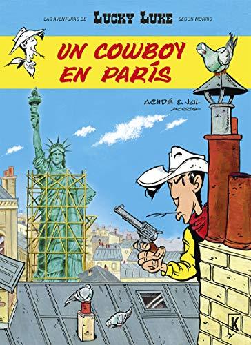 9788416435517: Lucky Luke. Un cowboy en París (LUCKY LUKE MORRIS)