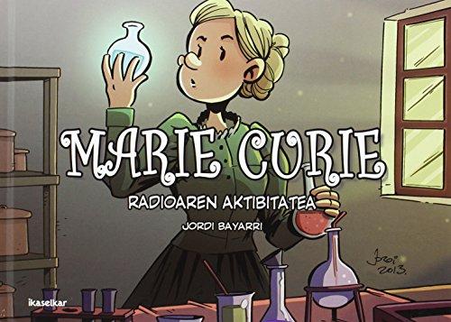 9788416438587: MARIE CURIE - ZIENTZILARIAK