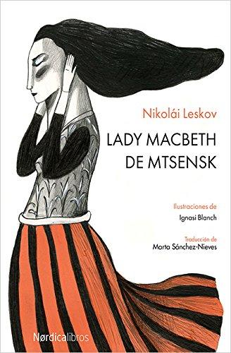 9788416440184: Lady MacBeth de Mtsensk (Ilustrados)
