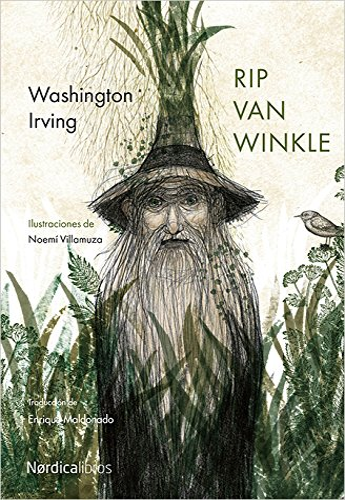 9788416440368: RIP VAN WINKLE (MINI ILUSTRADOS)