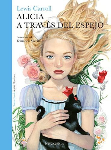 ALICIA A TRAVÉS DEL ESPEJO.: CARROLL, LEWIS. EHRENHAUS,