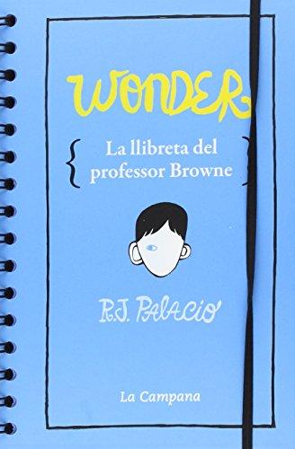 9788416457113: PLUTÓ + LLIBRETA DEL PROFESSOR BROWNE