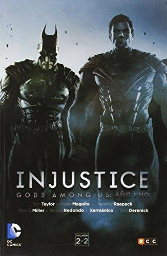9788416475261: Injustice: Gods among us Año uno Vol. 02
