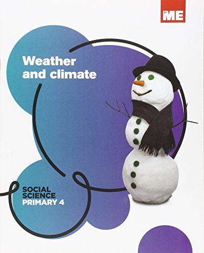 9788416483099: Weather and climate 4ºprimaria. Social science modular