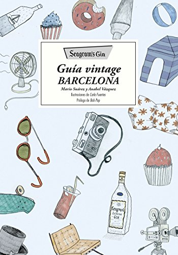 Guía vintage Barcelona: Mario Suárez; Anabel
