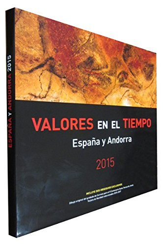 9788416489237: Valores en el tiempo 2015: Sellos España y Andorra 2015
