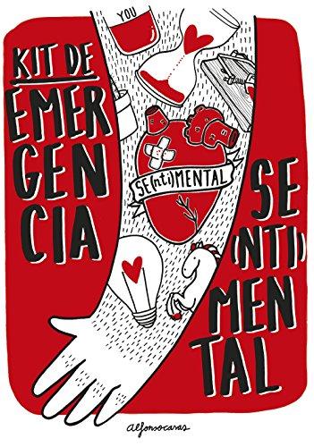 9788416489961: Kit de emergencia se(nti)mental (Ilustración)