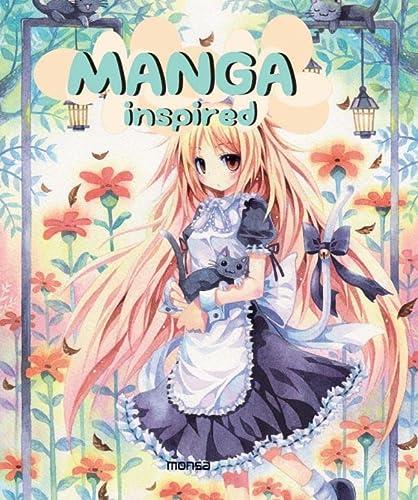 9788416500017: Manga Inspired