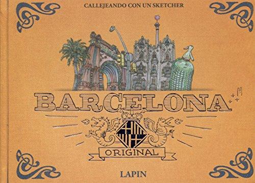 9788416504879: Barcelona. Callejeando con un sketcher