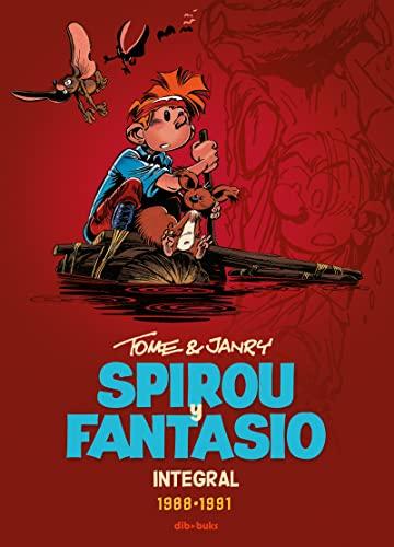 9788416507245: Spirou Y Fantasio - Edición Integral 15