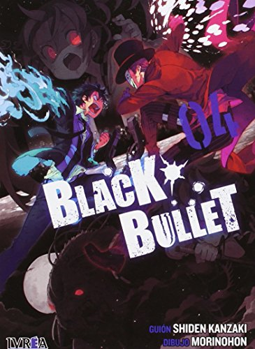9788416512157: Black bullet 4