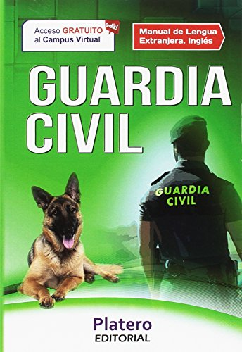 9788416516810: GUARDIA CIVIL. ESCALA DE CABOS Y GUARDIAS. MANUAL DE LENGUA EXTRANJERA. INGLÉS