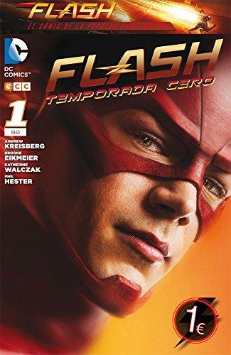 9788416518418: Flash: Temporada Cero 1