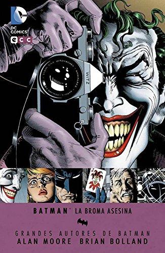 9788416518753: Grandes autores de Batman: La broma asesina