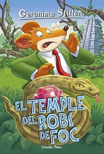 9788416522415: El Temple del Rob? de Foc