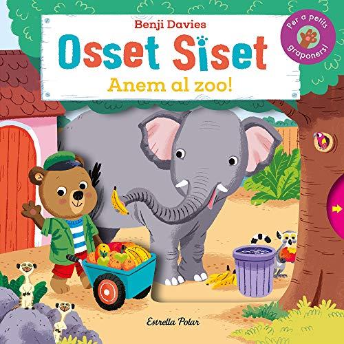 9788416522880: Osset Siset. Anem al zoo!
