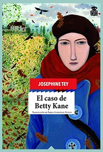 9788416537211: El caso de Betty Kane (sensibles a las Letras)