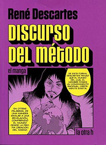 9788416540037: Discurso Del Método (Manga)