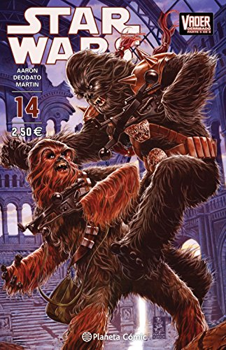 9788416543021: Star Wars nº 14/64 (Vader derribado 5 de 6) (Star Wars: Cómics Grapa Marvel)