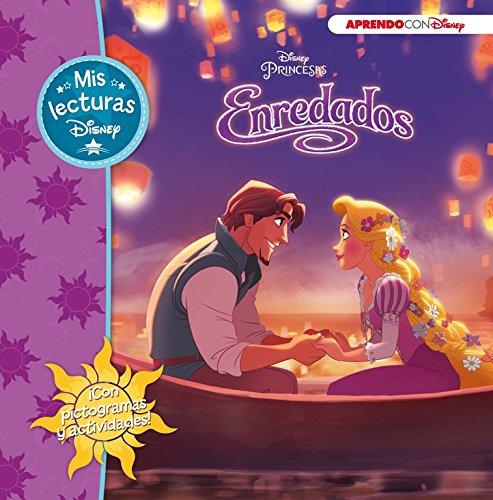9788416548613: Enredados (Mis lecturas Disney): Con pictogramas y actividades