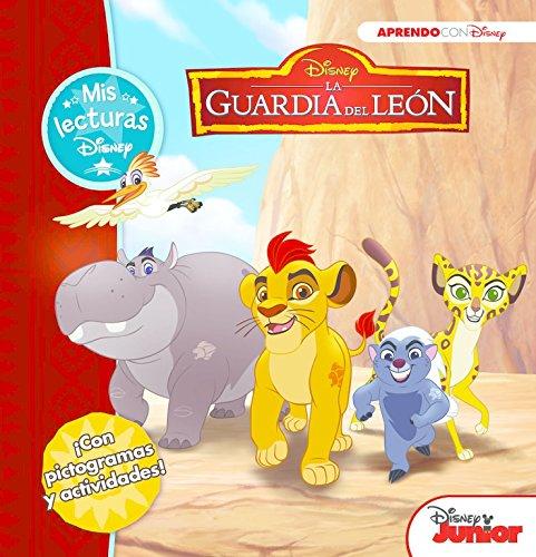 9788416548644: La Guardia del León (Mis lecturas Disney) (LA GUARDIA DEL LEON)