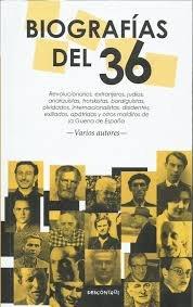 9788416553655: Biografias del 36