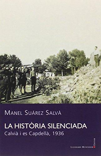 HISTORIA SILENCIADA. CALVIA I ES CAPDELLA, 1936: SUAREZ SALVA, MANEL
