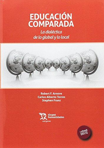 Educación comparada (Paperback): Carlos Alberto Torres