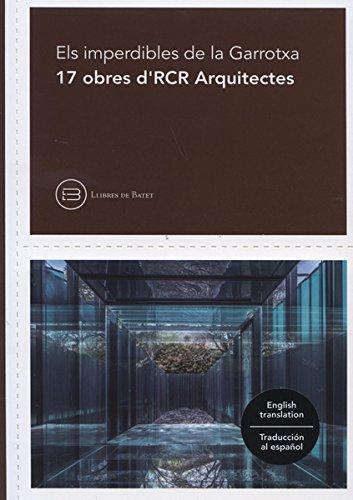 9788416567003: 17 projectes d'RCR Arquitectes