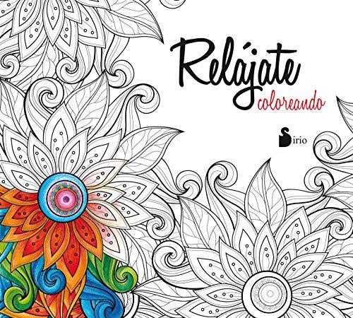 9788416579440: Relajate coloreando (Spanish Edition)